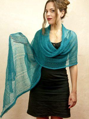 etole delice tricot laine mohair & soie