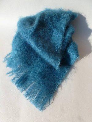 echarpe laine mohair canard