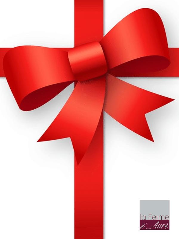 carte cadeau pour laine mohair de la Ferme d'Auré