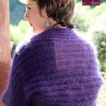modele tricot bolero laine mohair et soie