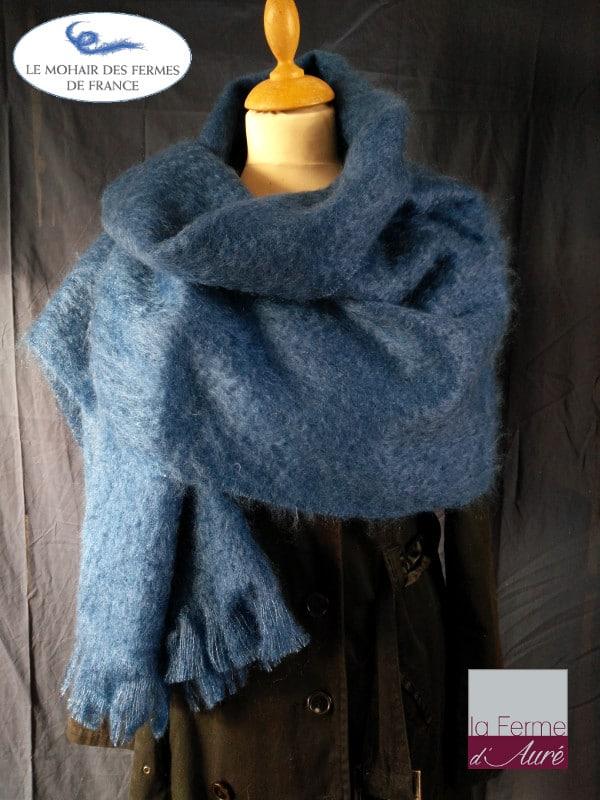 etole-femme-echarpe-mohair-bleu-hollandais-3