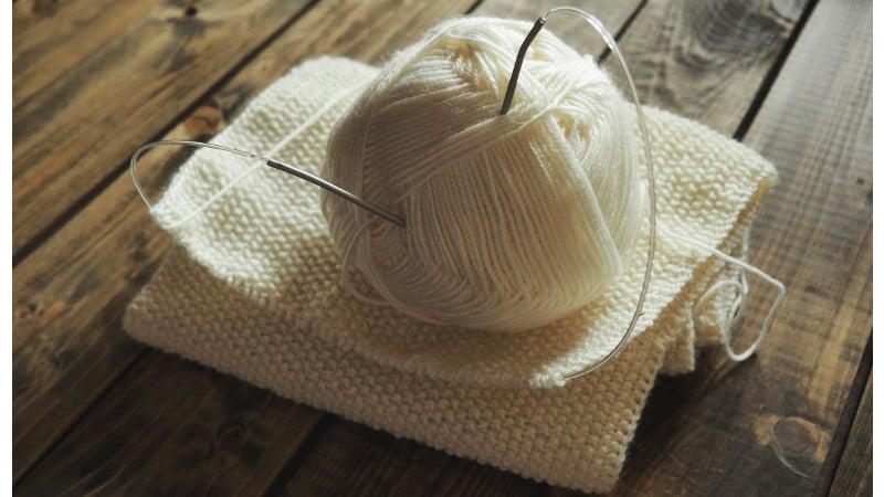 debuter au tricot explication pour apprendre a tricoter