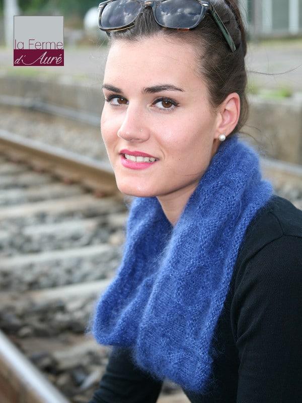 modele-tricot-femme-snood
